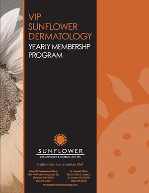 sunflower yearly membership program