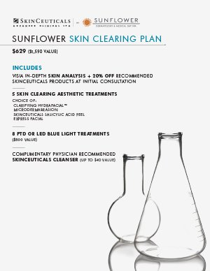 Skin Care Clearing Plan Membership